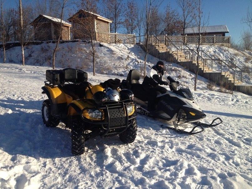 Прокат снегоходов в Челябинске